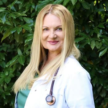 Frag den Arzt - Andrea Polenz, Fachärztin für Allgemeinmedizin